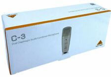 Behringer C-3 Studio Mikrofon Kondensatormikrofon inkl. Ständeradapter + Koffer