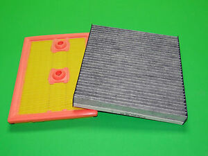 Aktivkohle Pollenfilter + Luftfilter Skoda Octavia III (5E) 1.4 TSI (90-110kW)