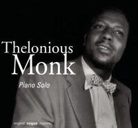 Thelonious Monk - Piano Solo [CD]