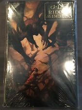 JLA: Riddle of the Beast Hardcover from 2001 written by Alan Grant SEALED!