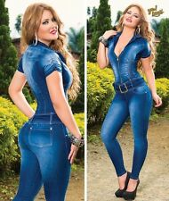 Colombian Enterizos Jumpsuits New Collection Size Available 1/2,3/4,5/6 USA