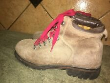 Timberland Brown Suede Hiking Trail Boots Sz 7 M