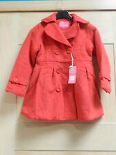 NEUF (112) Manteau rouge 8 ans