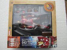 🎄 Original Kaiyodo Iron Man Mark VII SCI-FI Revoltech Series No.042 NEW