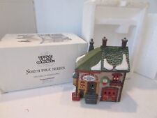 Dept 56 56219 Orly'S Bell & Harness Supply North Pole Series Bldg No Cord D10