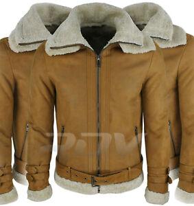 Giubbotto Uomo Invernale montone sintetico cappotto corto slim Fit biker RDV