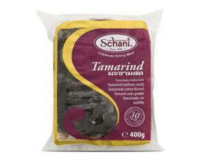 Schani Tamarinde (kernlos) 400g / tamarind (seedless)