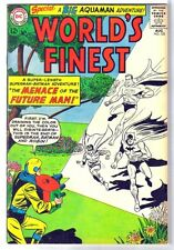 World'S Finest #135 The Menace of Future Man! Dc Comic Book ~ Vg