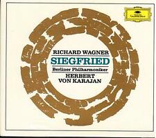 Wagner: Siegfried / Karajan, Thomas, Dernesch, Stewart, Berliner - CD