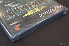 SOCOM 3 US Navy Seals PS2 Original Black Label NEW
