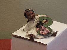 "All God's Children by Miss Martha ~ Anna "" Age 3 "" ~ # 2703"