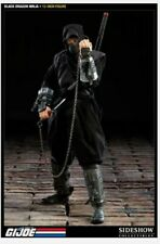 SIDESHOW exclusive GI JOE SIXTH SCALE 1/6 black dragon