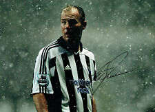 Alan SHEARER Genuine Signed Autograph 16x12 Newcastle United Photo AFTAL COA