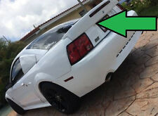 COBRA-03-Style Rear Spoiler-1999-2004 Mustang With Opening for Light & Key Hole