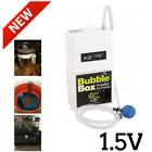 Aerator Bubble Box Portable Air Pump For Bait Bucket Aquarium Salt Fresh Water