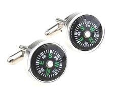 Compass Cufflinks - QHG13
