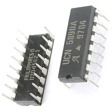 [3pcs] UCN5890A Serial Input Latched Source DIP16 ALLEGRO