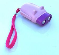 Stun Gun AP- 550,000,000 V Rechargeable With Led Flashlight (PINK)