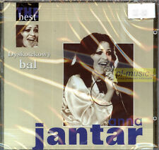 "= ANNA JANTAR - THE BEST ""dyskotekowy bal ""//CD sealed from Poland"