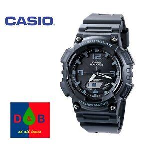 *LOW PRICE* Casio AQ-S810W-1A2VCF Men's Tough Solar Analog Digital Sports Watch