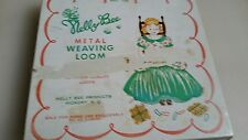 Nelly Bee Vintage Metal Weaving Loom * Instructions Included