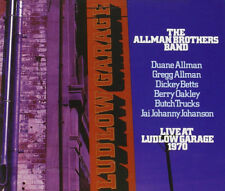 The Allman Brothers Band : Live at Ludlow Garage 1970 Vinyl (2016) ***NEW***