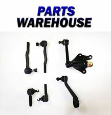 6 Pc Kit Tie Rod End Pitman Idler Arm For 4Wd Toyota 4Runner Pickup