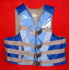 "STEARNS Adult Life Vest / Chest 42""-50"" / PFD3  life jacket  - Large/XLarge"