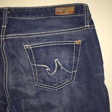 AG Adriano Goldschmied CASABLANCA Bootcut Jeans Womens Size 32 Regular