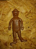 Rubber Smokey the Bear 1967 Advertising Figure Lakeside Ind Dept of Agriculture