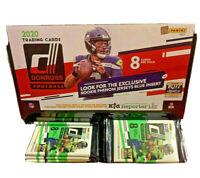 2020 Donruss Football 1 Factory Selaed Pack Gravity Feed Box Pack NFL Burrow Tua