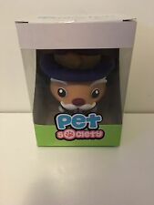 """NEW IN BOX! Pet Society """"Mayor"""" Action Figure"""