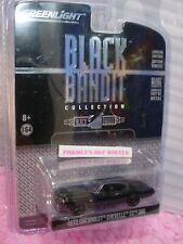 BLACK BANDIT Collection 1972 CHEVROLET CHEVELLE SS 396∞Greenlight ∞series 16∞