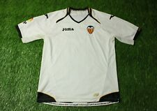 VALENCIA SPAIN 2011/2012 FOOTBALL SOCCER SHIRT JERSEY HOME JOMA ORIGINAL SIZE L