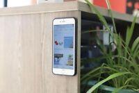 Contre Gravity Étui pour Apple IPHONE 7 Plus + 5,5 Pouces Cas en Silicone TPU