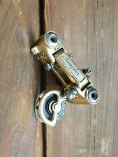 Simplex SLJ SUPER LJ Gold Rear Derailleur, Vintage Px10 Py10 Mercier