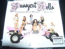 The Pussycat Dolls Don't Cha Australian Enhanced CD Single – Like New