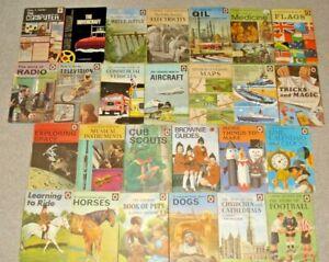Vintage ladybird books bundle job lot 26 books.