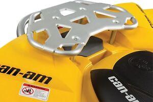 CAN-AM RENEGADE REAR ALUMINUM RACK 715001360