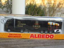 Albedo 320052 VOLVO FH 16 Carga semirremolque Schultheiss Cojinete Negro