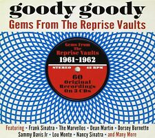 Goody Goody-GEMS from the Reprise Vaults Dean MARTIN Sammy DAVIS Jr 3 CD NUOVO
