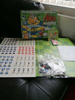 RUGBY ADDICTS BOARD GAME GREN RUGBY NEW INSTRUCTIONS ON COLOUR DVD