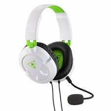 Turtle Beach Recon 50X White Stereo Gaming Headset - Xbox One, Xbox One S, PS4 P