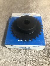 New Martin 35Bs28H X 5/8 Sprocket , 35 Chain Size, 5/8 Bore Dia., 28 # of Teeth