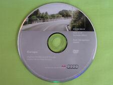 DVD NAVIGATION SOFTWARE AUDI MMI 2G DEUTSCHLAND + EUROPA 2015 A4 A5 A6 A8 Q7 4E0