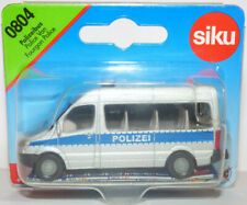 Siku 0804 police van mercedes-benz sprinter 1:55 toy hobby diecast play car suv