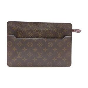 Louis Vuitton LV Clutch Bag M51795 Pochette Ho MMe Browns Monogram 2004183
