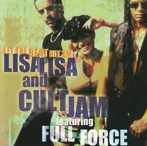 LISA LISA AND CULT JAM FEAT. FULL FORCE LET THE BEAT HIT 'EM CD ALBUM 2001