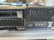 Lenovo x280 X6 Flex System IBM 7903AC1 /2 Xeon E7-2890 v2 /384 Gb /2x200gbSSDHDD