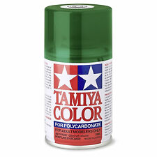 Tamiya ps-44 100ml translúcido verde color 300086044